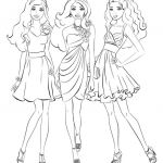 Princess Coloring Pages Online Amazing Barbie Pop Star Coloring Fresh Princess Easy Drawing for Barbie with