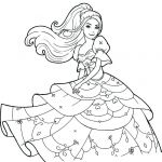 Princess Coloring Pages Online Wonderful Nice Barbie Coloring Pages Line Coloring Gallery Trending Ideas