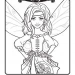 Princess Coloring Pages to Print Awesome Elegant Princess Coloring Pages Fvgiment