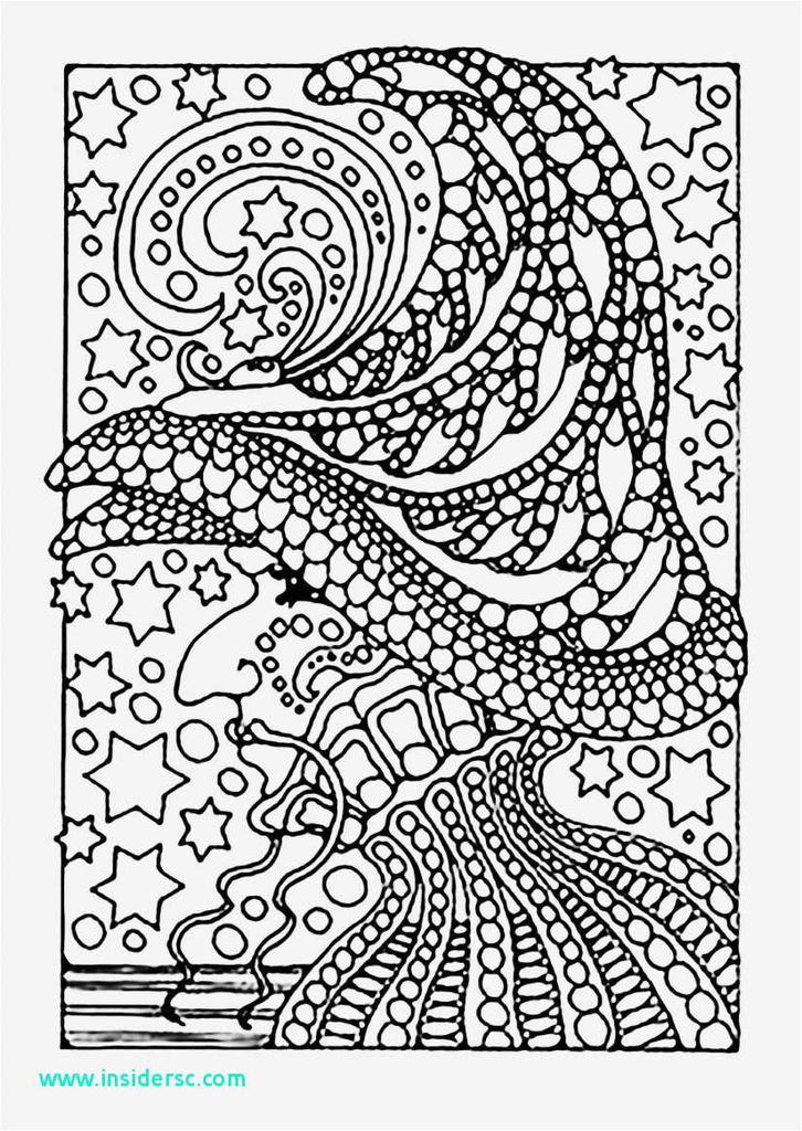 Awesome Flame Coloring Page 2019