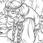 Princess Coloring Paper Beautiful 58 Free Princess Coloring Pages Aias