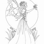 Princess Coloring Paper Beautiful Awesome Fairy and Princess Coloring Pages – Howtobeaweso