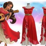 Princess Elena Of Avalor Pictures Marvelous Aliexpress Buy Elena Of Avalor Princess Elena Cosplay Costume