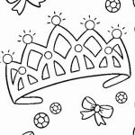 Princesses Coloring Books Inspired Inspirational Princess Crown Coloring Page – thebookisonthetable