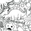 Print Colering Pages Amazing Free Printable Dinosaur Coloring Pages Inspirational Best Print