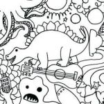 Print Out Coloring Pages Beautiful Free Printable Dinosaur Coloring Pages Inspirational Best Print