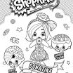 Print Shopkins Coloring Pages Amazing Printable Shopkins Coloring Pages