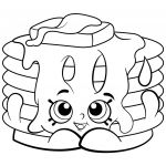 Print Shopkins Coloring Pages Awesome Shopkins Coloring Pages for Kids