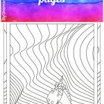 Printable Adult Coloring Pages Pdf Awesome Unicorn Coloring Pages for Grown Ups Printable Adult Coloring Pages