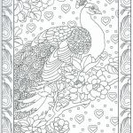 Printable Adult Coloring Pages Pdf Beautiful Coloring Detailed Coloring Pages Printable Peacock Feather