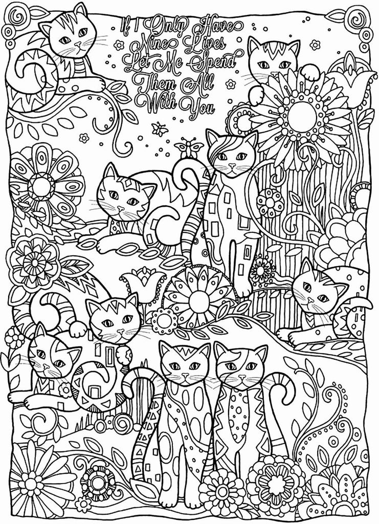Printable Adult Coloring Pages Pdf Elegant Coloring Page Cuteoloring Pages for Adults Exceptional as Well