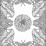 Printable Adult Coloring Sheets Marvelous 20 Awesome Free Printable Coloring Pages for Adults Advanced