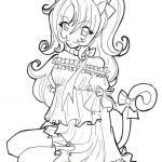 Printable Anime Coloring Pages Awesome 17 Inspirational Anime Coloring Page