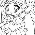 Printable Anime Coloring Pages Creative Anime Girl Coloring Pages Beautiful Awesome Cute Anime Coloring
