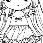 Printable Anime Coloring Pages Elegant √ Printable Anime Coloring Pages and Witch Coloring Page