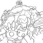 Printable Avengers Coloring Pages Brilliant Lovely Doctor Octopus Coloring Pages Best Coloring Ideas