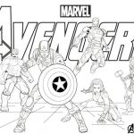 Printable Avengers Coloring Pages Creative Captain America Coloring Sheet – Manyfountains