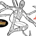 Printable Avengers Coloring Pages Exclusive 20 Avengers Infinity Wars Spider Man Coloring Pages Printable Ideas