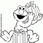 Printable Birthday Coloring Pages Best Elmo Coloring Pages Things to Print and Color