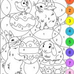 Printable Color by Number for Adults Awesome Color Number Coloring Pages Awesome Printable Color Pages for Adults