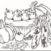 Printable Color by Number for Adults Exclusive Coloring Page for Adults – Salumguilher