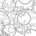 Printable Coloring for Adults Inspiring 19 Fresh Adult Easter Coloring Pages