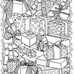 Printable Coloring Pages Adults Free Marvelous Printable Xmas Coloring Pages Free Coloring Pages for Adults and