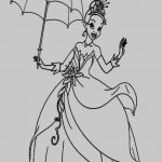 Printable Coloring Pages Disney Best Princess and the Frog Coloring Page Kanta
