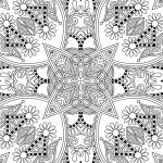 Printable Coloring Pages for Adults Abstract Amazing 10 Free Printable Holiday Adult Coloring Pages Coloring 2