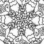 Printable Coloring Pages for Adults Abstract Awesome √ Free Printable Abstract Coloring Pages Adults and Abstract