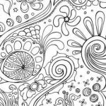 Printable Coloring Pages for Adults Abstract Elegant √ Free Printable Abstract Coloring Pages Adults and Abstract