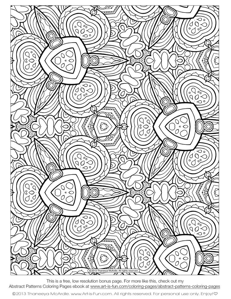 graphic regarding Printable Adult Coloring Pages Abstract named 63 Fantastic Visuals Of Printable Coloring Web pages for Grown ups