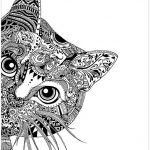 Printable Coloring Pages for Adults Abstract Inspirational Coloring Here are Plex Coloring Pages for Adults Animals
