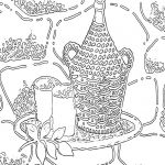 Printable Coloring Pages for Adults Abstract Inspired Coloring 39 Fantastic Adult Coloring Books Nature