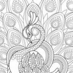 Printable Coloring Pages for Adults Abstract Marvelous √ Abstract Coloring Pages and ¢Ë†Å¡ Cool Coloring Designs or Cool