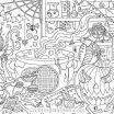 Printable Coloring Pages for Adults Pdf Excellent 15 Most Popular Tutorial for Coloring Books Pdf Image