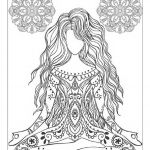 Printable Coloring Pages for Adults Pdf Pretty Coloring Pages for Kids Pdf Printables Free Mandala Coloring Pages