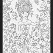 Printable Coloring Pages for Girls Inspiring Printable Coloring Pages