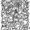 Printable Complex Coloring Pages Inspirational Graffiti Coloring Pages Fabulous Chinese Coloring Pages Graffiti