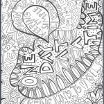 Printable Complex Coloring Pages Inspired E Day at A Time Coloring Page Adult Coloring Page