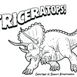 Printable Dinosaur Coloring Pages Awesome Dinosaur Color Page – Donkeydiaries