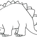 Printable Dinosaur Coloring Pages Awesome Printable Dinosaurs Coloring Pages – Wamifu