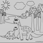 Printable Dinosaur Coloring Pages Brilliant 16 Dinosaur Coloring Pages Kanta
