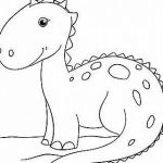 Printable Dinosaur Coloring Pages Excellent Free Printable Dinosaur Coloring Pages Awesome Printable Christmas