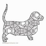 Printable Dog Coloring Pages Beautiful Dog Coloring Pages Printable Beautiful Unique Puppy Coloring Page