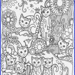 Printable Dog Coloring Pages Inspiration Advanced Color by Number Printables Cute Printable Coloring Pages