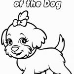 Printable Dog Coloring Pages Inspiration Free Coloring Pages Dogs and Puppies Fresh Best Printable Od Dog