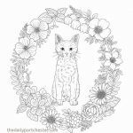 Printable Dogs Pictures Amazing 10 Unique Coloring Page Dog
