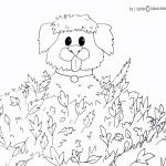 Printable Dogs Pictures Inspiration 47 Fresh Dog Color by Number