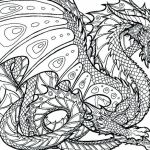 Printable Dragon Coloring Pages Awesome Awesome Dragon Coloring Pages